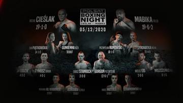 Polsat Boxing Night 9: Michał Cieślak – Taylor Mabika. Transmisja w Polsacie Sport