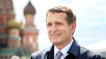 """Rosja: szef wywiadu nazwał Polskę """"milczącym wspólnikiem'' Niemiec przed II wojna światową"""