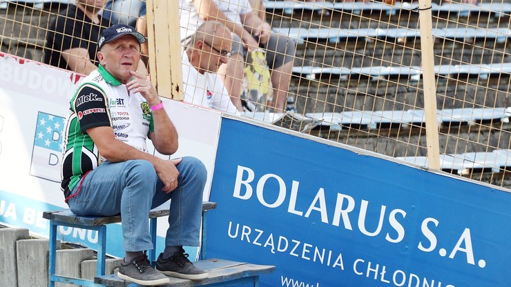 Cieślak nadal selekcjonerem reprezentacji Polski