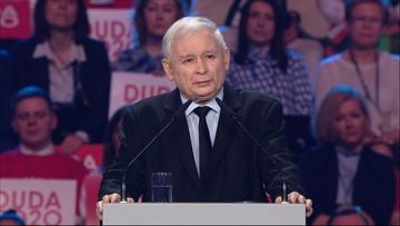 Kaczyński: Duda ostoją obrony polskiej konstytucji, polskiego prawa