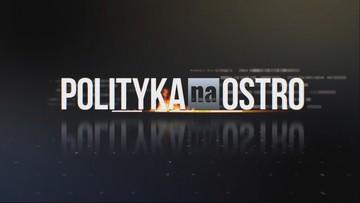 """Batalia o sądy w """"Polityce na ostro"""". Borys, Porzucek, Wilk i Żukowska"""