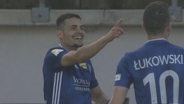 Fortuna 1 Liga: Zabójcze pięć minut w Legnicy. Miedź pewna gry w barażach
