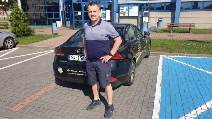 Igor Kolaković przyjechał do Zawiercia. Za kilka dni pierwszy trening siatkarzy