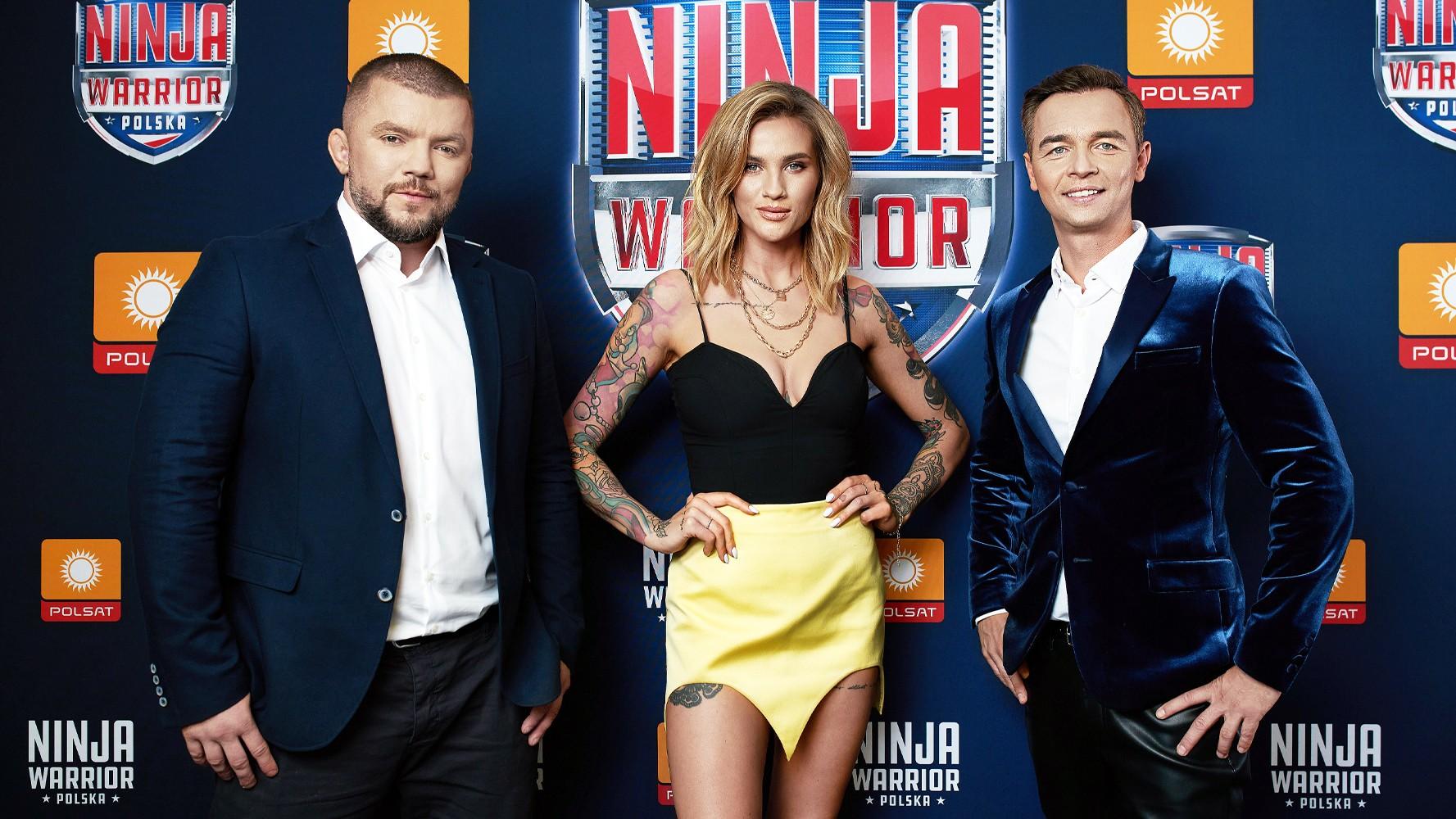 """""""Ninja Warrior Polska"""": Drugi sezon od 1 września"""