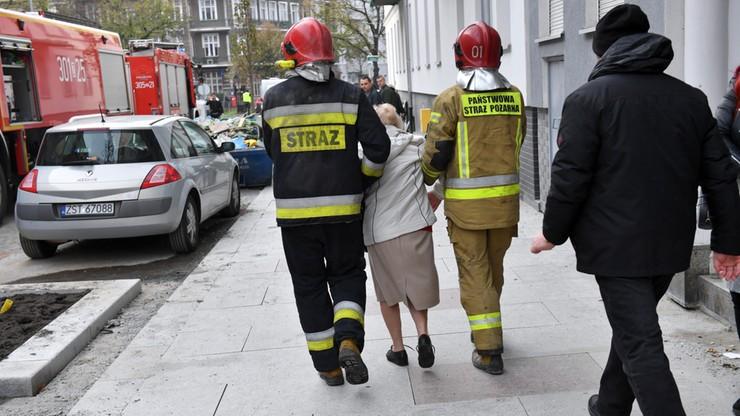 Pożarów więcej niż wypadków na drogach. Dramatyczny bilans dnia Wszystkich Świętych