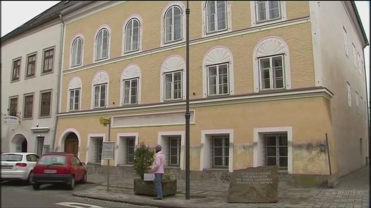 Rodzinny dom Hitlera będzie posterunkiem policji