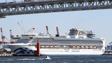 70 osób zakażonych koronawirusem na wycieczkowcu. Na statku są Polacy