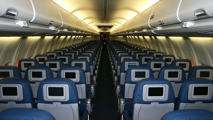 Branża lotnicza przeciw ograniczaniu miejsc w samolotach. List otwarty do premiera