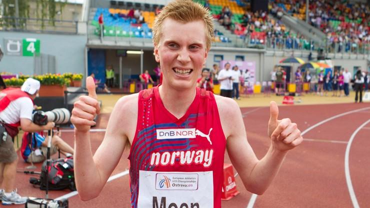 Moen zaatakuje 44-letni rekord świata w biegu godzinnym w butach z epoki