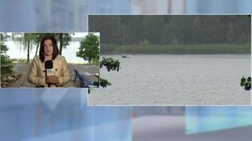 Tragedia nad zalewem. Utonęły trzy osoby, w tym 6-latka