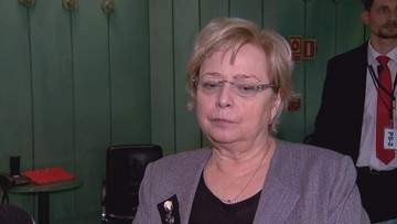 Sędziowie Izby Dyscyplinarnej SN o oświadczeniu Gersdorf: próba bezprawnego wpływu na sędziów