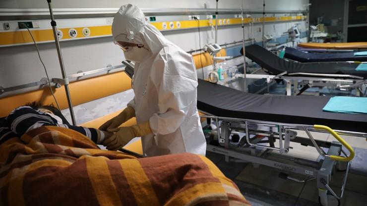 Ponad 260 nowych przypadków koronawirusa. Są kolejne ofiary