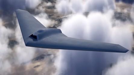 Lockheed Martin pokazał statek powietrzny ukrywany w ścisłej tajemnicy od 26 lat