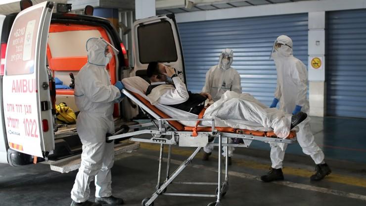 Pandemia koronawirusa. Dobowy rekord zakażeń