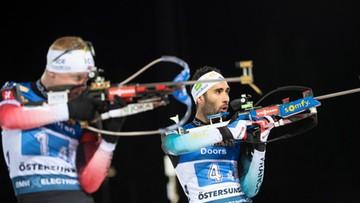 PŚ w biathlonie: Kolejna wygrana Boe w sprincie