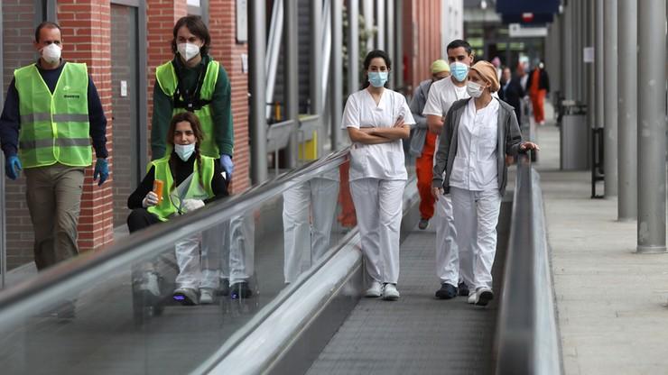 Hiszpania: ponad 20 tys. ofiar śmiertelnych koronawirusa