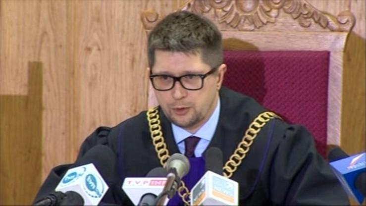Sędzia Łączewski zrzeka się urzędu. Ziobro komentuje