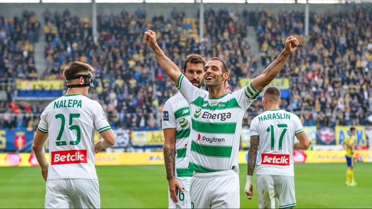 Totolotek Puchar Polski: Lechia Gdańsk - KGHM Zagłębie Lubin. Transmisja w Polsacie Sport
