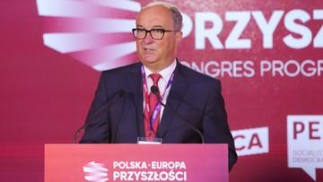 Czarzasty: w piątek Zarząd Krajowy SLD przyjmie plan rebrandingu partii