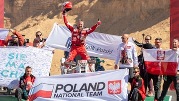 Sonik: Quadowcy z Polski są świetni, jestem z nich dumny