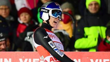 """PŚ w skokach: Kobayashi wygrał w Klingenthal, dwóch Polaków w """"10"""""""