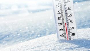 20-01-2020 09:00 Największy mróz tej zimy w Europie. Temperatura spadła do 40 stopni poniżej zera