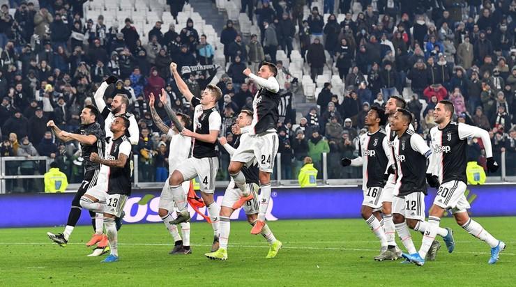 Puchar Włoch: Gładkie zwycięstwo Juventusu Turyn i awans do ćwierćfinału