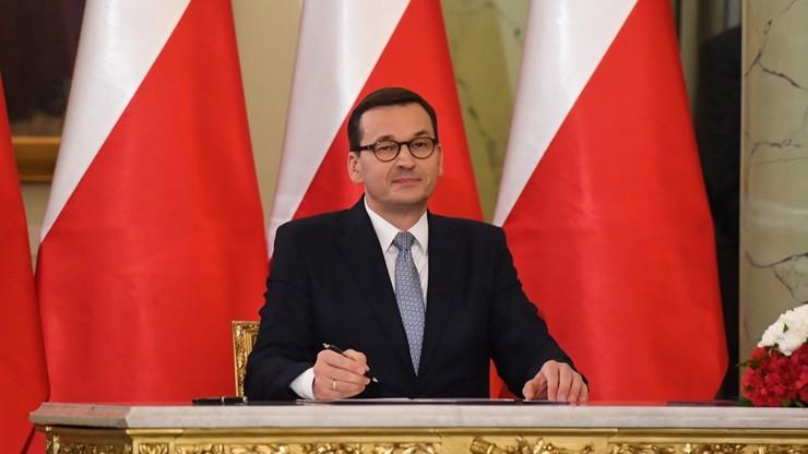 """""""Polska jest i będzie wielką rzeczą. Uczynimy z niej najlepszy do życia kraj w Europie"""""""