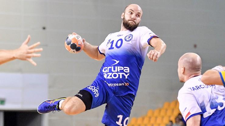 Puchar EHF piłkarzy ręcznych: Minimalna wygrana Azotów Puławy