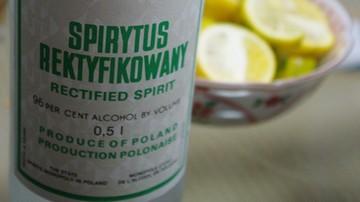Koronawirus w Japonii. W sklepach zaczyna brakować... polskiego spirytusu