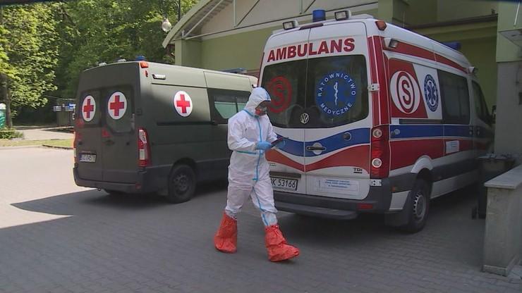 Koronawirus w Polsce. 240 nowych przypadków zakażenia, zmarło 9 osób