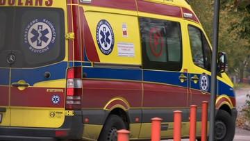 Zmarł kierowca karetki zakażony koronawirusem. Szpitale odmówiły jego przyjęcia