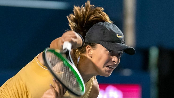 Australian Open: Świątek - Babos. Relacja na żywo