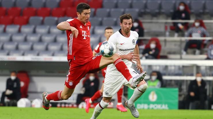 Lewandowski wprowadził Bayern do finału Pucharu Niemiec!