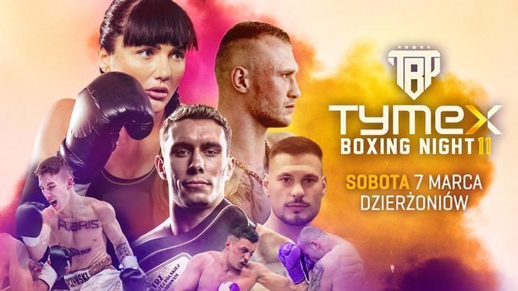 Tymex Boxing Night 11: Brodnicka broni tytułu i wyrównuje rekord Rylik