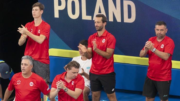 ATP Cup: Druga porażka Polaków. 20-latek postraszył Cilicia