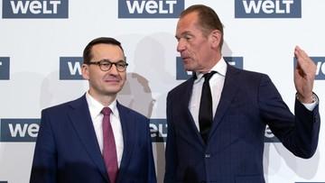 Premier w Berlinie: jesteśmy na ustach światowego i niemieckiego biznesu