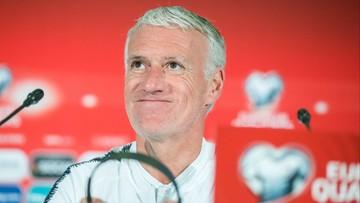 Deschamps na dłużej trenerem piłkarskiej reprezentacji Francji