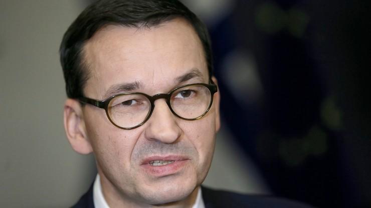 Morawiecki przyjmie nowych ministrów? Są pierwsze nazwiska