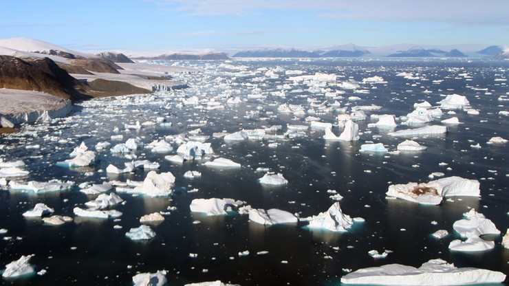 Naukowcy: na Arktyce wykształca się nowy rodzaj klimatu