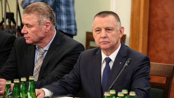 Marian Banaś w Sejmie. Opozycja stawiała mu pytania [WIDEO]