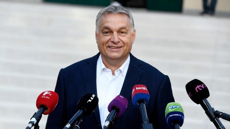 """Orban gratuluje PiS zwycięstwa. """"Bardzo ważne wybory z punktu widzenia Węgier"""""""