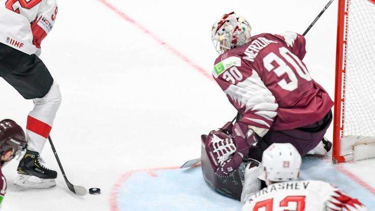 NHL: Łotewski bramkarz wyrównał wyczyn sprzed 82 lat