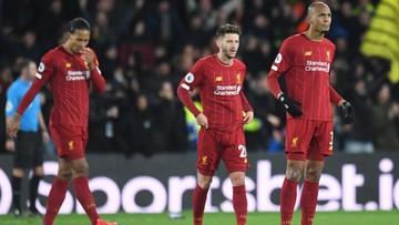 """Liverpool nie będzie """"The Invincibles"""". Pierwsza przegrana od 44 meczów"""