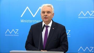 Wyniki ponownych badań Polaków z Wuhan