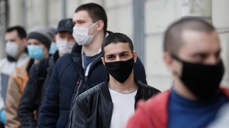 Rosja zaniża dane o pandemii? Skala zgonów medyków pokazuje prawdziwy obraz