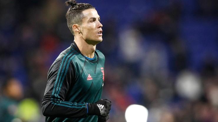 Ronaldo odmówił powrotu do Turynu! Obawia się zakażenia koronawirusem