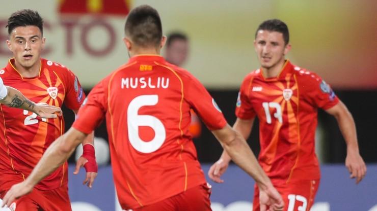 El. Euro 2020: Macedonia Północna - Słowenia. Transmisja w Polsacie Sport Premium 2