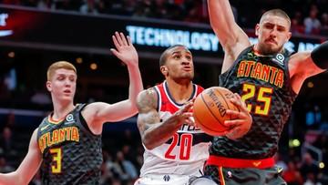 NBA: Trzech kolejnych koszykarzy zakażonych koronawirusem