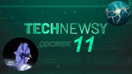 Zobacz TechNewsy odcinek 11 - filmowy przegląd najciekawszych wiadomości